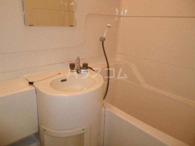 メゾン中居A 204号室の洗面所