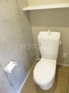 N'sⅡ 3-B号室のトイレ