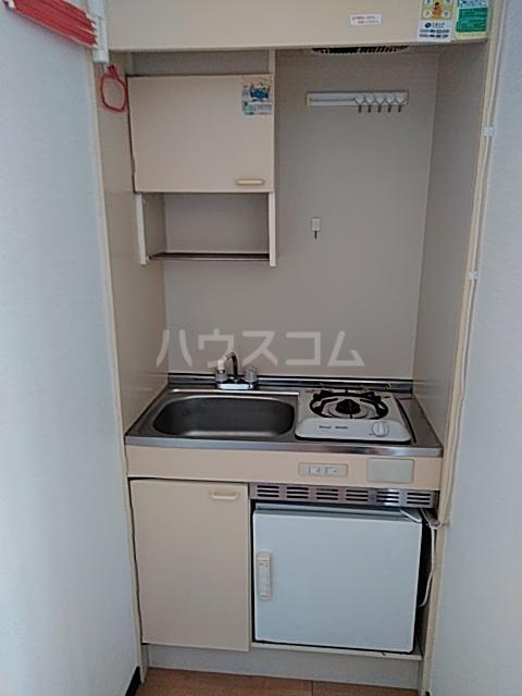 アトリエ草薙館 101号室のキッチン