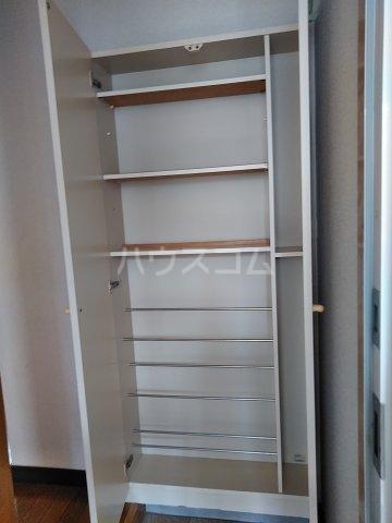キャッスルイソベ 202号室の収納