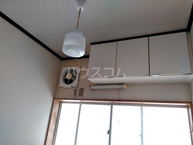 キャッスルイソベ 202号室の設備