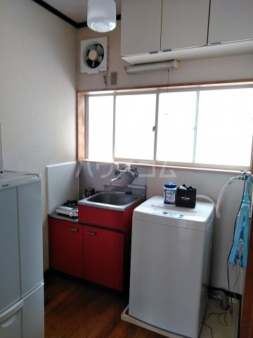 キャッスルイソベ 202号室のキッチン