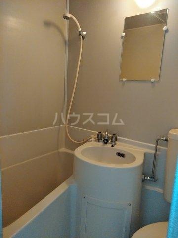 キャッスルイソベ 202号室の風呂