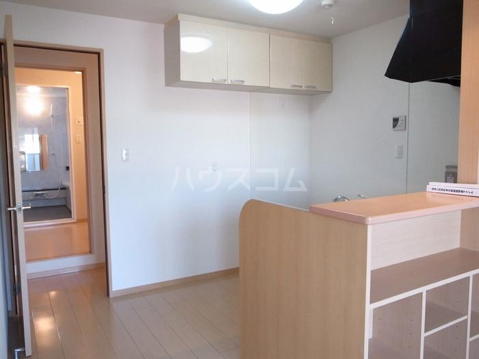 リヴェール 202号室のキッチン