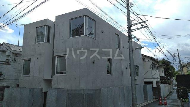 Solana Takanawadai 201号室の外観
