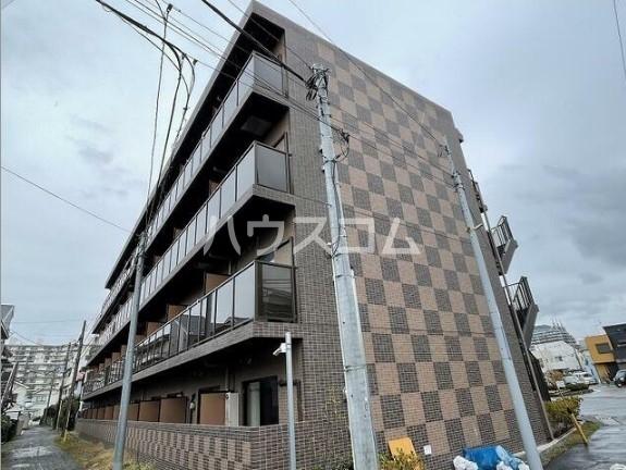 SQUARE CITY YOKOHAMA TSURUMI 204号室の外観