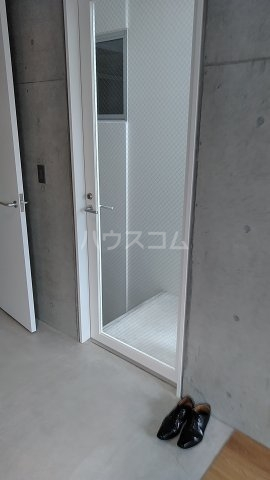 Solana Takanawadai 201号室の玄関
