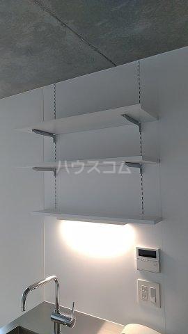 Solana Takanawadai 201号室の設備