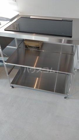 Solana Takanawadai 201号室のキッチン