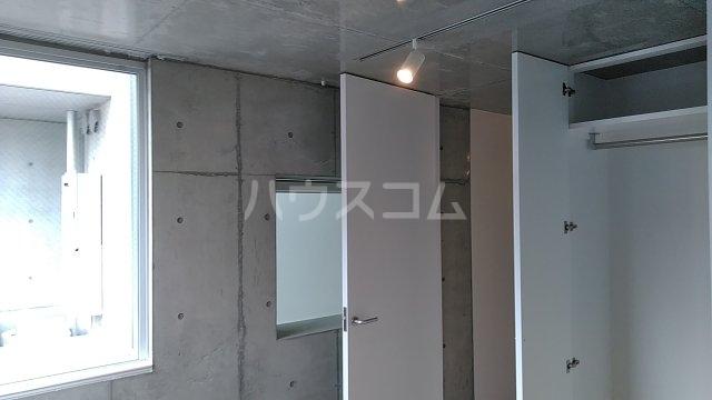 Solana Takanawadai 201号室のベッドルーム