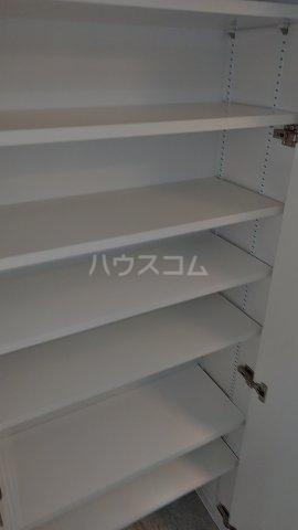 Solana Takanawadai 201号室の収納
