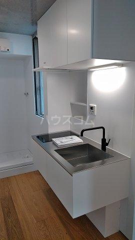 Solana Takanawadai 202号室のキッチン