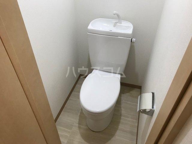 コーポ白鳥 802号室のトイレ