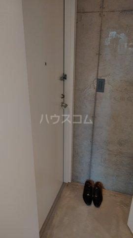 Solana Takanawadai 303号室の玄関