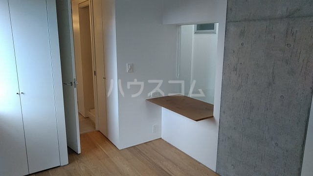 Solana Takanawadai 303号室のベッドルーム