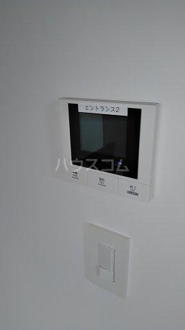 Solana Takanawadai 303号室のセキュリティ