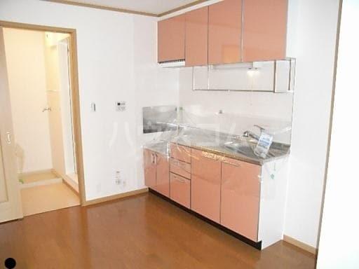ラフレシールA 01010号室のキッチン