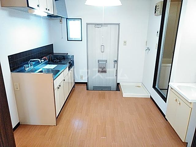 アップルハイツ 101号室のキッチン