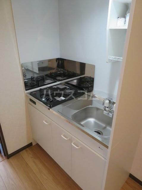 ネオステージⅡ 102号室のキッチン