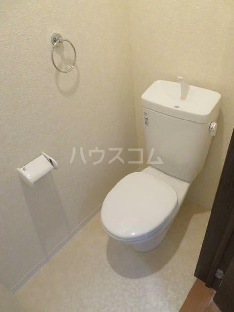 ネオステージⅡ 102号室のトイレ