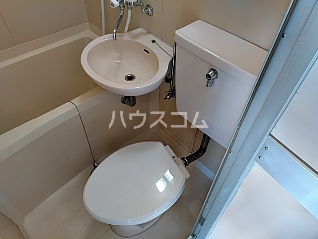 ハイムエル 202号室のトイレ