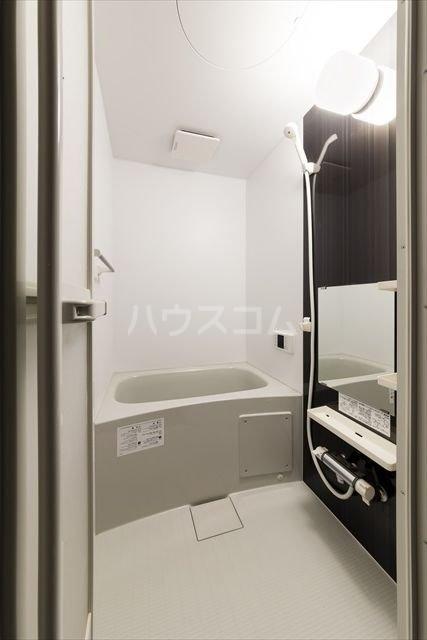 STAR CLOUD 矢部 105号室の風呂
