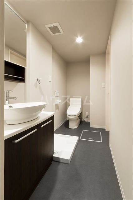 STAR CLOUD 矢部 105号室のトイレ
