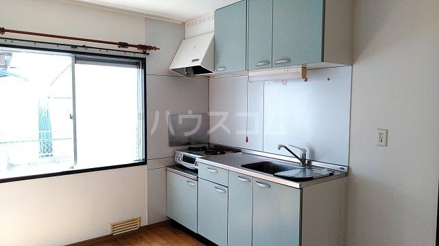 コンチェルト・ハウスA 101号室のキッチン