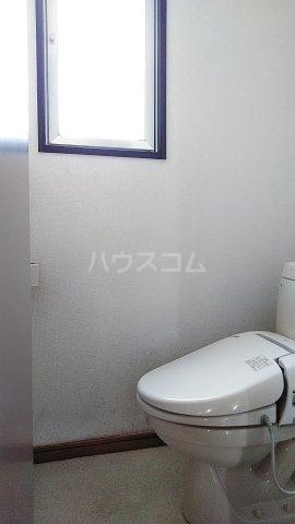 コンチェルト・ハウスA 101号室のトイレ