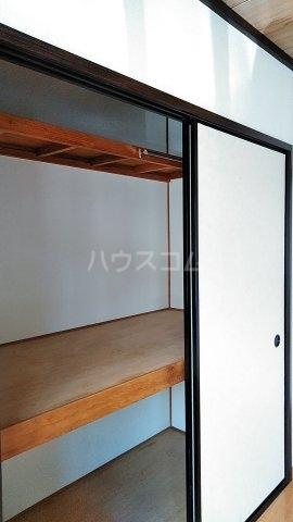 コンチェルト・ハウスA 101号室の収納