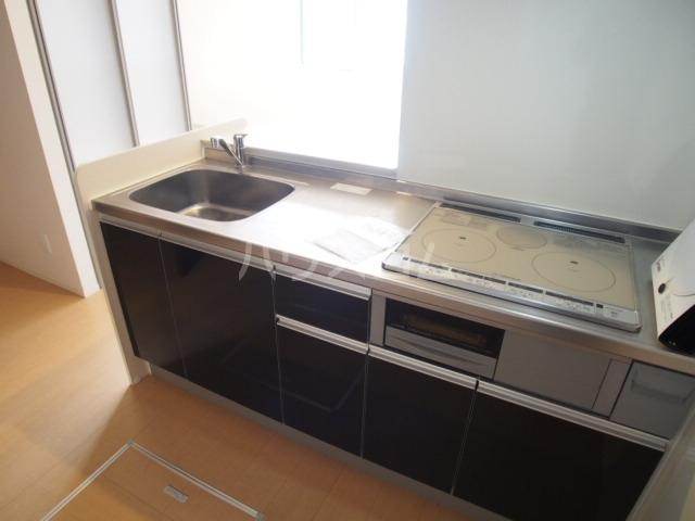 リバーサイド・ヒル 201号室のキッチン