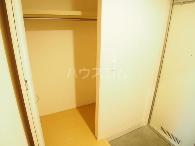 リバーサイド・ヒル 201号室の収納