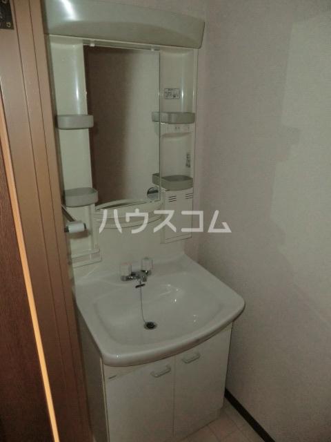 サン・ミズホビル 501号室の洗面所