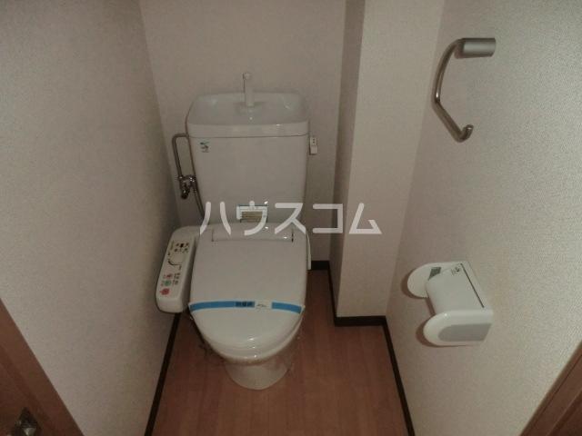 サン・ミズホビル 501号室のトイレ