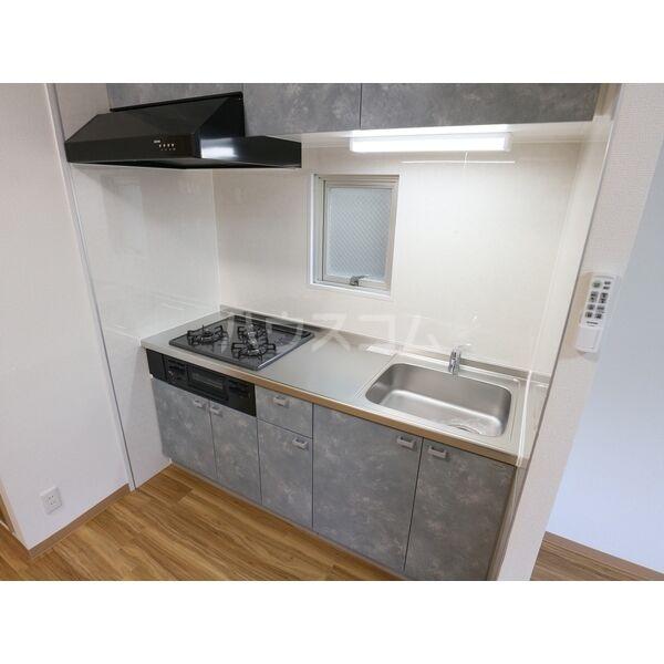 エクスクリエ高畑 103号室のキッチン