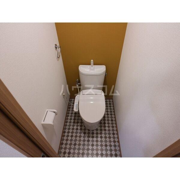 エクスクリエ高畑 103号室のトイレ