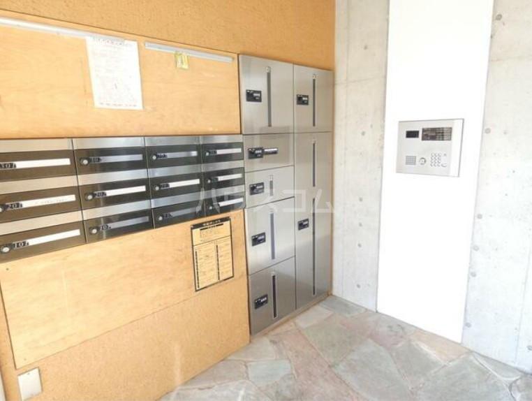 PLATEAU 203号室のセキュリティ