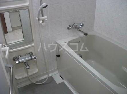 朝日白金台マンション 419号室の風呂