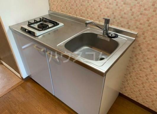 ロックヒル稲荷坂 202号室のキッチン