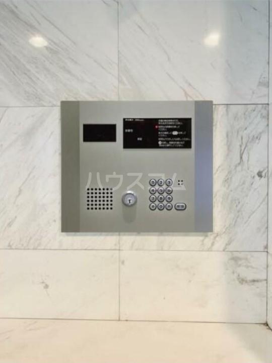 リマーブルヒラタ 503号室のセキュリティ