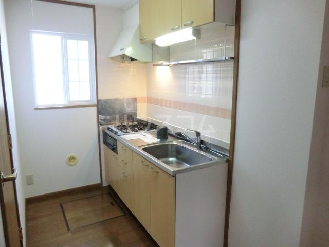 NewリファインドC 01010号室のキッチン