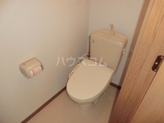 NewリファインドC 01010号室のトイレ