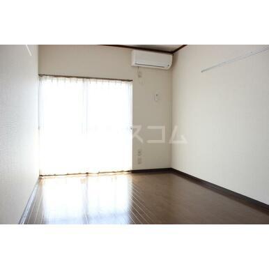 プリンスヒルB 108号室のベッドルーム