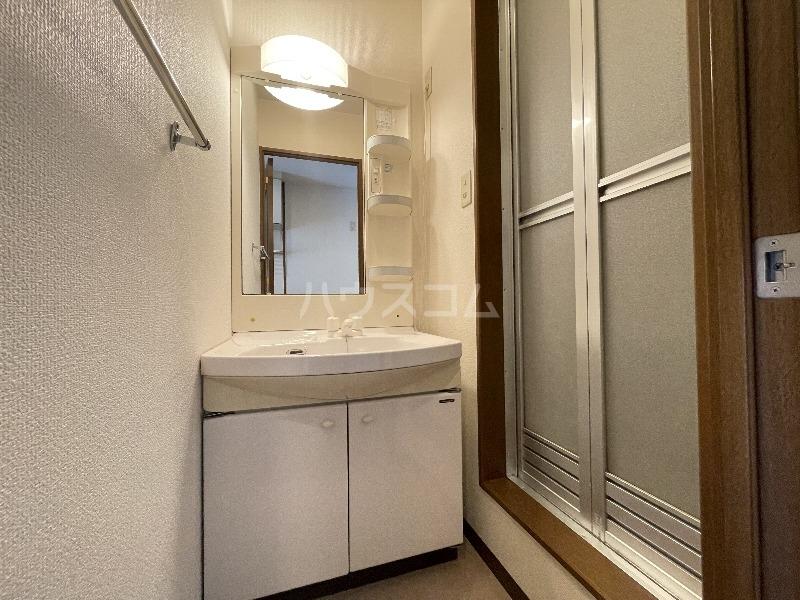 シエスタ 107号室の洗面所