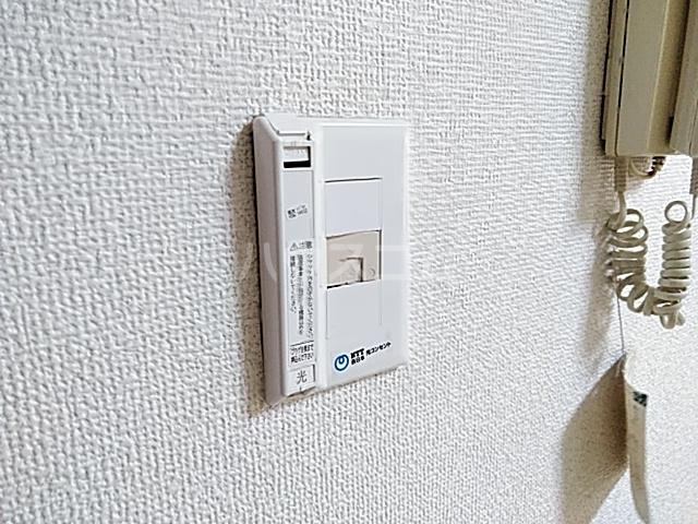 ラフォーレ小野原 201号室のセキュリティ