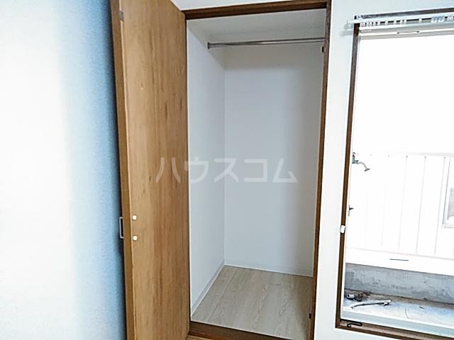ラフォーレ小野原 201号室の収納