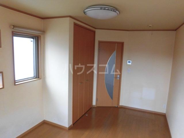 TwinGarden 0S302号室の居室