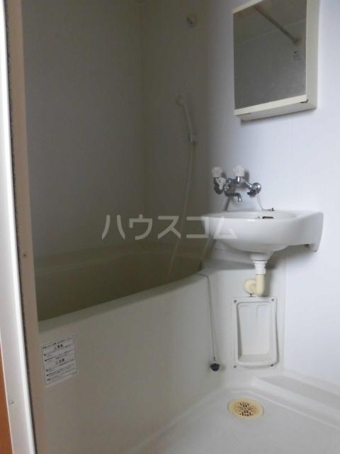 TwinGarden 0S302号室の風呂