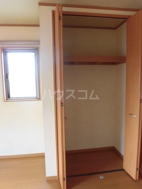 TwinGarden 0S302号室の収納