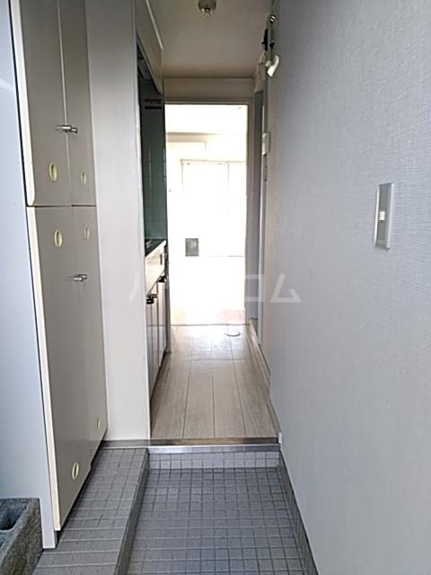 城北セブンティーン 302号室の玄関